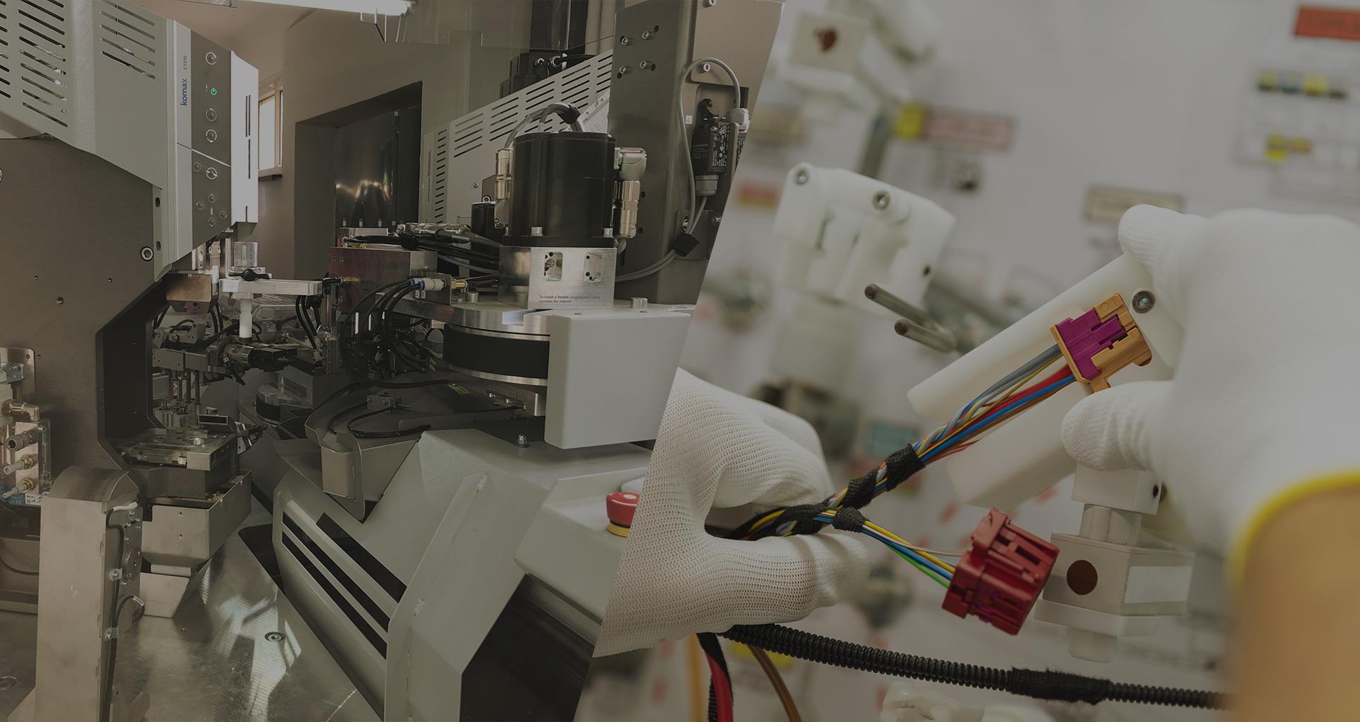 LSN - producent wiązek elektrycznych